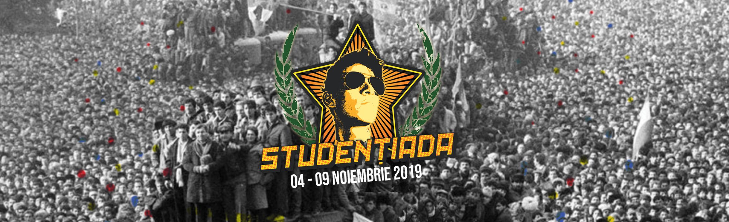 Studențiada 2019 București
