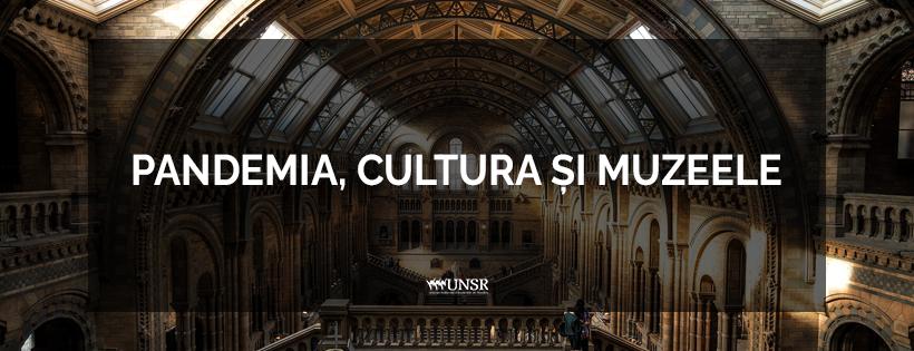 Pandemia, cultura și muzeele: